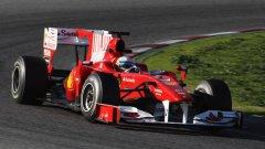 Двигателите на Ferrari притесняват шефа на тима Стефано Доменикали