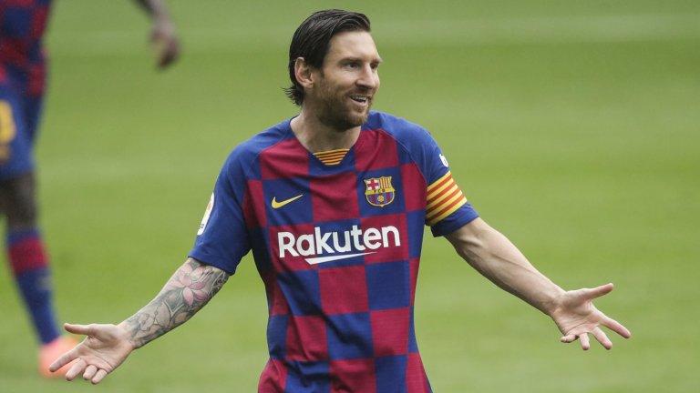 Меси казал на Барселона, че ще напусне, още през юли