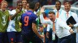 Последният път, в който Луис ван Гаал бе начело на Нидерландия, изведе тима до бронзовите медали на Световното първенство през 2014 г.