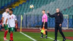 Тимът на Георги Дерменджиев ще направи проверка преди важния мач срещу Унгария