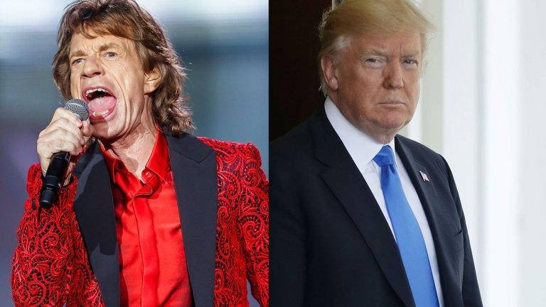 Членове на Rolling Stones, Aerosmith, Pearl Jam и Green Day излязоха с общо писмо, в което настояват партиите в САЩ да искат съгласието им, за да ползват техни песни в предизборни кампании.