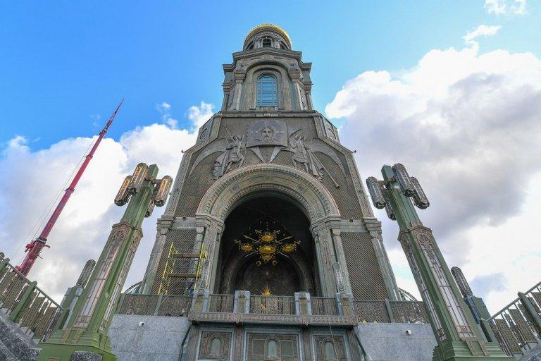 """Храм на руските въоръжени сили - """"Възкресение Христово"""""""