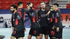 Гафове на съперника върнаха Ливърпул към победите