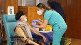 Причината - изчерпване на ваксините в лечебното заведение