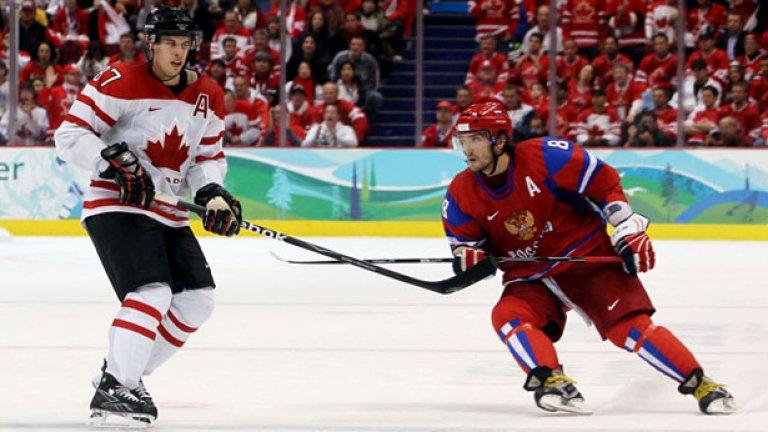 Кросби срещу Овечкин. Канада срещу Русия...Олимпийските битки носят особен чар, а и привилегията да окичиш златния медал на игрите е голяма.
