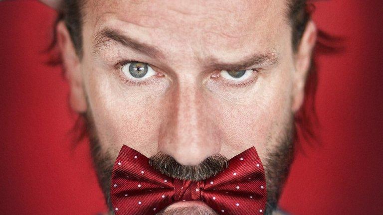 Портрет на Фредерик Бегбеде