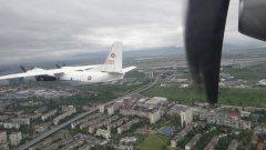 Заедно с пилотите от Военновъздушните сили зрителите ще бъдат реални участници в прелитането на авиацията над София