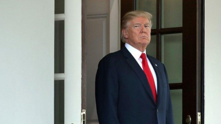 По думите на Тръмп бързото разпространение на COVID-19 в Европа представлява заплаха за сигурността на Съединените щати