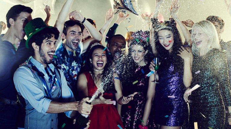 Тапи от шампанско  Опитайте се да запомните деня на сватбата като един от най-щастливите в живота ви и си купете шампанско с тапа, която се отвинтва. Летящите тапи от шампанско убиват над 24 души всяка година.