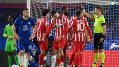 """""""Атлетико е като отбор от Чемпиъншип"""""""