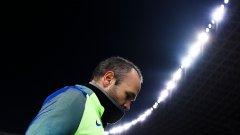 Иниеста и Бускетс ще пропуснат първия сблъсък с Атлетико за Купата