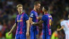 Луис ван Гаал: Когато нещата в Барселона не вървят, винаги обвиняват чужденците