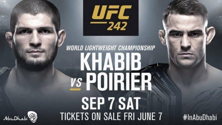 Двубоят между Хабиб и Порие се очаква с особено нетърпение, тъй като противопоставя двама бойци, които са в сериозни серии от победи.