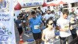 Отборът на Теленор участва в маратона, който се проведе в София