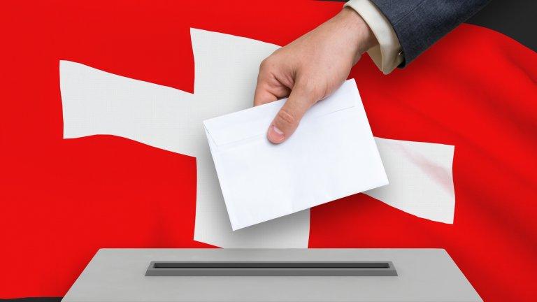 """Близо 62% са отхвърлили предложението на дясната Швейцарска народна партия (SVP), срещу 38%, които са гласували """"за"""". С това се запазва споразумението с ЕС за свободно движение."""