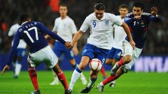 Франция победи с 2:1 Англия в контрола през ноември