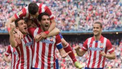 Атлетико се радва на приказен сезон