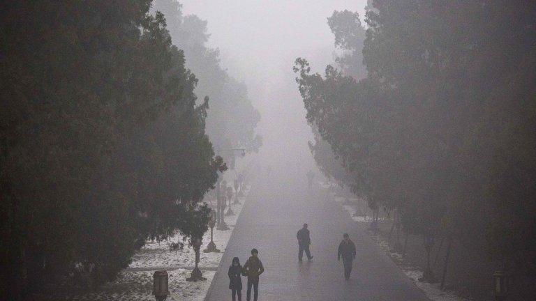 """Нови мерки срещу мръсния въздух: Забрана за паркиране в центъра на София, вместо 4 лева за """"Синя зона"""""""