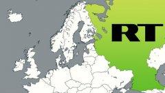 Мярката е реципрочна спрямо САЩ и техните действия срещу RT и Sputnik