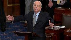 """""""Не сме подчинени на президента, ние сме му равни!"""", отсече сенаторът"""