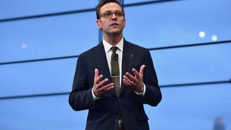 Изпълнителният директор на 21st Century Fox Джеймс Мърдок (син на Рупърт Мърдок) е спряган за ръководен пост в Disney.