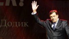 Милорад Додик е опитен политик и още по-опитен манипулатор