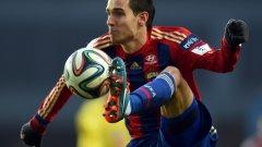 Миланов игра в последните двайсетина минути за ЦСКА Москва