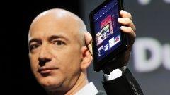 """Всеки потребител на Kindle Fire е получил по 500 """"стотинки"""" подарък от Amazon"""