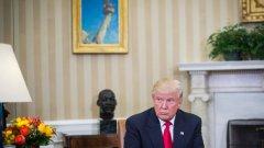 Противоречивите изказвания на бъдещия президент на САЩ Доналд Тръмп рязко намаляха след избирането му за президент на 8 ноември 2016-та