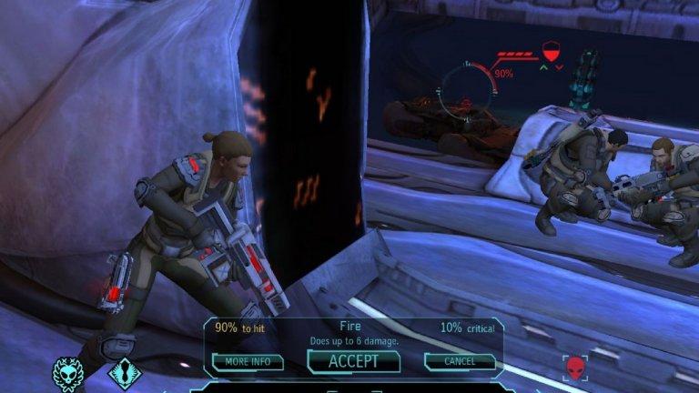 XCOM: Enemy Unknown (iOS/Android)  През 2012 г. изглеждаше, че поредицата XCOM се е превърнала в кратка бележка в славната история на гейминга. XCOM: Enemy Unknown обаче върна обратно славата на стратегията и ни донесе епична кампания за спасяването на света в походови битки срещу извънземните нашественици. Между сраженията развивате базата си и разработвате нови технологии, с които да въоръжите своя отряд. XCOM: Enemy Unknown работи особено добре на таблети, защото се нуждае от по-голям дисплей заради цялата информация на екрана и тактическа карта. Мобилната версия включва и експанжъна XCOM: Enemy Within.