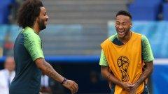 Добри новини за Марсело и Бразилия