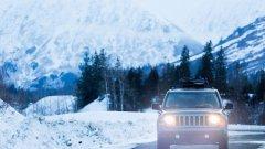 Няколко съвета как да шофирате през зимата
