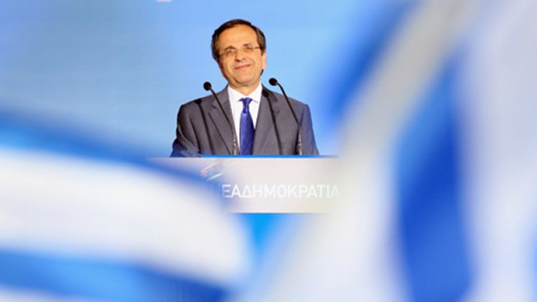 Премиерът Самарас очаква Гърция да приключи следващата година с излишък от 4.1 млрд. евро