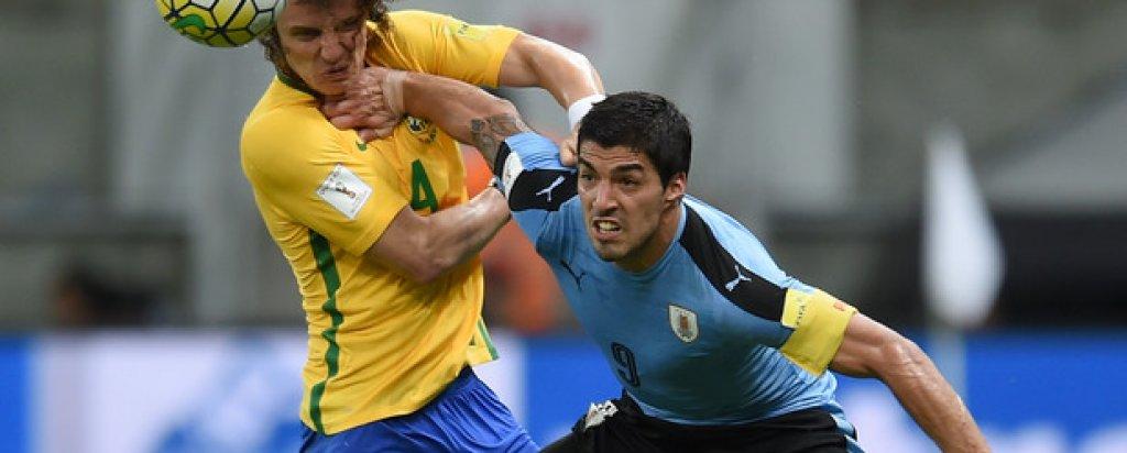 9. Уругвай – 529 млн. евро Най-скъп футболист: Луис Суарес (Барселона) – 120,4 млн. евро, 23% от общата стойност на отбора