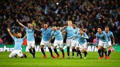 Манчестър Сити спечели Купата на лигата за втора поредна година и за общо шести път в историята си