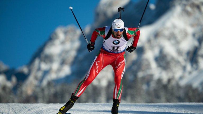 Владимир Илиев става вторият български биатлонист след Екатерина Дафовска, който печели приза