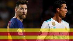 Каталуния може и да се отдели, но Барса и Реал са по-добре заедно