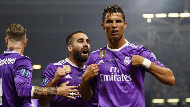 През следващия сезон, негов най-добър откъм голове, той вкара 61 пъти и постигна 19 попадения в 11 мача на старта на кампанията (включително два хеттрика и един мач с 4 гола). Това беше и неговото най-добро постижение в рамките на 11 срещи преди настоящото.   От тогава досега Кристиано беше записал 15 гола в 11 мача на два пъти през 2015/16 и стигна до 16 гола в 11 срещи в края на миналия сезон, когато започна поредицата срещу Байерн Мюнхен на четвъртфинала в Шампионската лига и я завърши с двата гола в победния финал срещу Ювентус в Кардиф.
