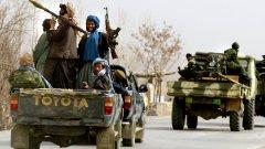 Победата за талибаните бе обявена от говорителя на ислямското движение Заибула Муджахид