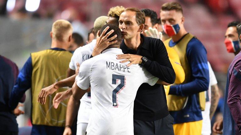 След загубата от Юнайтед веднага се заговори за треньорска смяна в ПСЖ