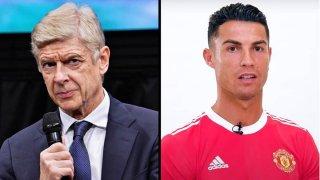 Венгер с изненадващ коментар за завръщането на Роналдо