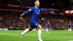 Азар може да донесе една последна огромна радост на феновете на Челси