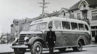 За първи път в България: Първите български автобуси
