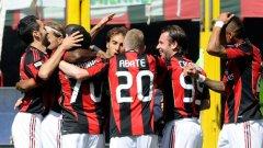 Милан би с 1:0 Болоня и се доближи на точка от първата си титла от 2004 г. насам