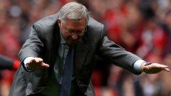 Сър Алекс Фъргюсън както винаги поставя интереса на Манчестър Юнайтед над всичко