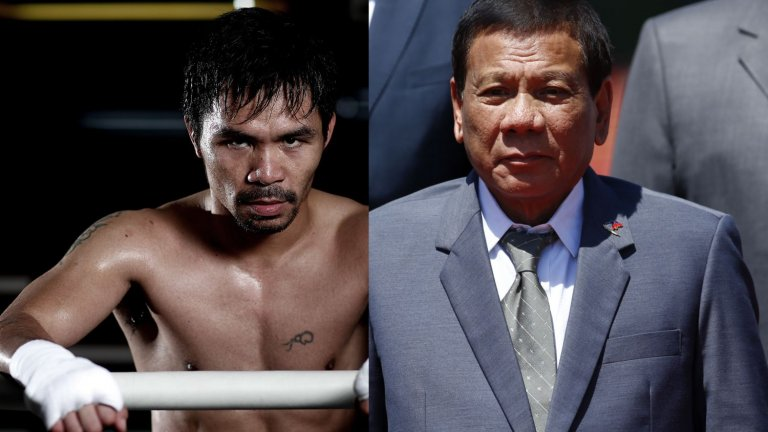 Боксово-династичен сблъсък на президентския вот във Филипините