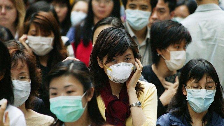 Китайскиият вирус се разпространява в Азия