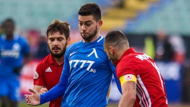 У нас Лудогорец има преднина от 9 т. пред три тима с равен актив - Левски, Локомотив (Пд) и ЦСКА, но остават цели 12 кръга с плейофния рунд.