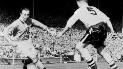 """През 1953 г. Блекпул печели ФА къп, а финалът остава в историята като """"Финалът на Матюс""""."""