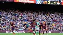 Меси и компания играли твърде уморени срещу Хетафе, призна Бускетс